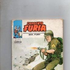 Cómics: COMIC VERTICE SARGENTO FURIA VOL1 Nº 21 (USADO). Lote 94645256