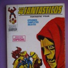 Cómics: LOS 4 FANTASTICOS Nº 9 VOLUMEN 1 ¡¡¡ MUY BUEN ESTADO!!!!. Lote 85556836