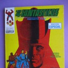 Cómics: LOS 4 FANTASTICOS Nº 10 VOLUMEN 1 ¡¡¡ MUY BUEN ESTADO!!!!. Lote 85556992