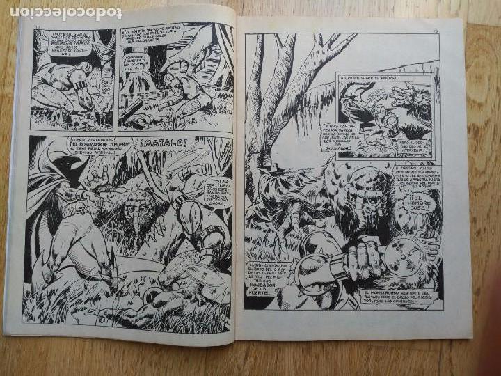 Cómics: DAN DEFENSOR. CUANDO ATACA EL GLADIADOR. V. 2 NUMERO 3. EDICIONES VERTICE. DIFICIL. - Foto 2 - 85622332
