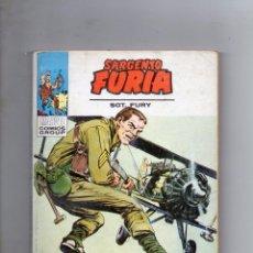 Cómics: COMIC VERTICE SARGENTO FURIA VOL1 Nº 8 (BUEN ESTADO). Lote 85749168