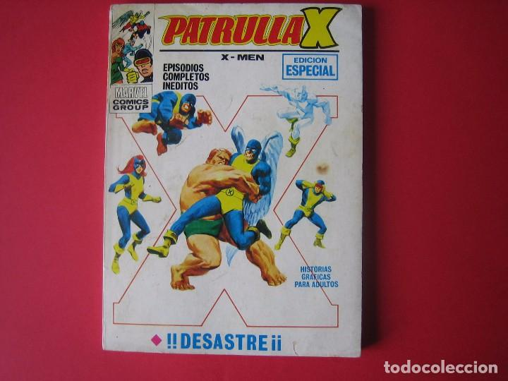 PATRULLA X Nº17 (1975,VERTICE V-1) (Tebeos y Comics - Vértice - Patrulla X)