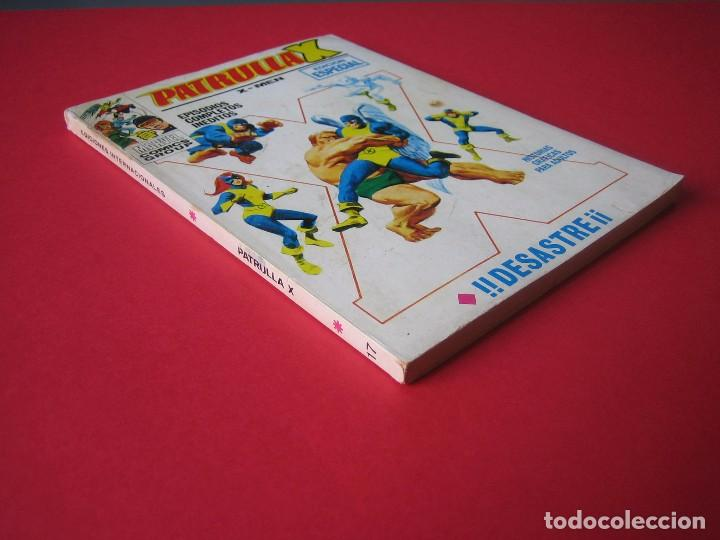 Cómics: PATRULLA X Nº17 (1975,VERTICE V-1) - Foto 3 - 223987468