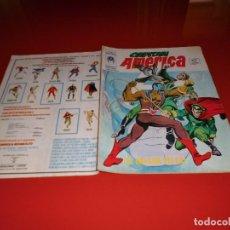 Comics: CAPITAN AMERICA V.3 Nº 10 MUNDI-COMICS VERTICE . Lote 85765728