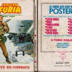 Cómics: VERTICE SARGENTO FURIA 13. Lote 85780928
