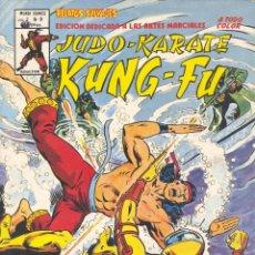 Cómics: JUDO. KÁRATE. KUNG-FU Nº9 (VÉRTICE, 1976). ARTES MARCIALES. DIBUJOS DE SAL BUSCEMA Y M. ESPÓSITO.. Lote 85853424