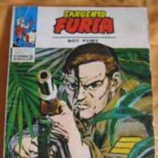Cómics - SARGENTO FURIA Nº 9 - VERTICE 1972 - V 1 - 85881440