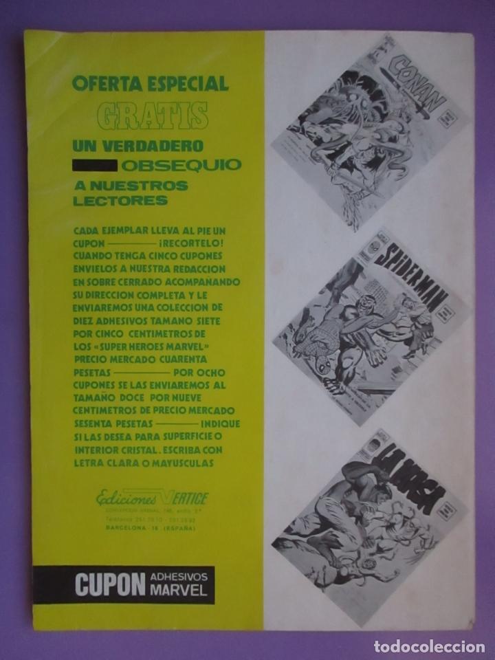 Cómics: ESCALOFRIO VERTICE ¡¡¡¡EXCELENTE ESTADO¡¡¡¡¡¡¡¡ COLECCION COMPLETA 67 Nº, ENVIO GRATIS, - Foto 52 - 85943740