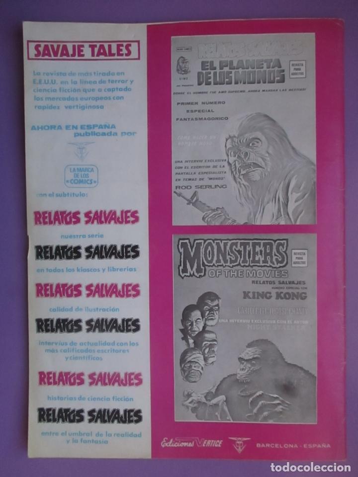 Cómics: ESCALOFRIO VERTICE ¡¡¡¡EXCELENTE ESTADO¡¡¡¡¡¡¡¡ COLECCION COMPLETA 67 Nº, ENVIO GRATIS, - Foto 58 - 85943740