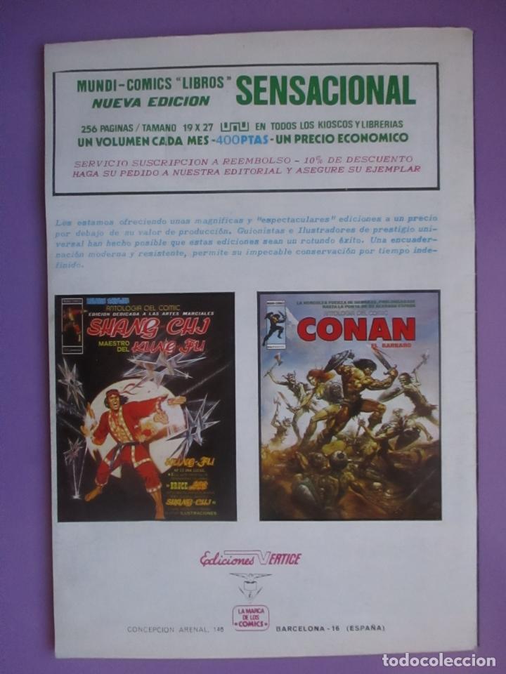 Cómics: ESCALOFRIO VERTICE ¡¡¡¡EXCELENTE ESTADO¡¡¡¡¡¡¡¡ COLECCION COMPLETA 67 Nº, ENVIO GRATIS, - Foto 112 - 85943740