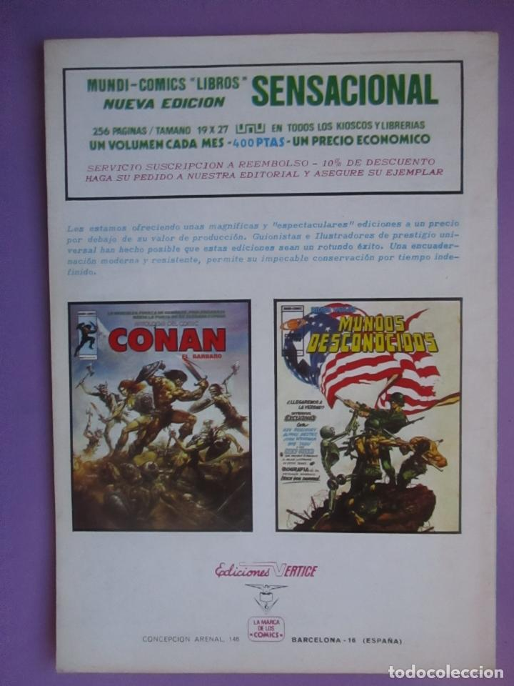 Cómics: ESCALOFRIO VERTICE ¡¡¡¡EXCELENTE ESTADO¡¡¡¡¡¡¡¡ COLECCION COMPLETA 67 Nº, ENVIO GRATIS, - Foto 114 - 85943740