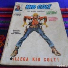 Cómics: VÉRTICE VOL. 1 KID COLT Nº 1. 1971. 25 PTS. LLEGA KID COLT.. Lote 86017904