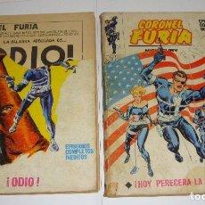 Comics: MARVEL COMICS. CORONEL FURIA. Nº 4 Y 17. Lote 86039464