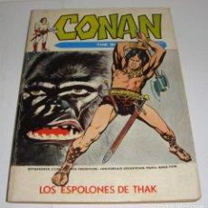 Cómics: CONAN THE BARBARIAN Nº 6 - EDICIONES VERTICE - AÑO 1972 - LOS ESPOLONES DE THAK. Lote 86044676