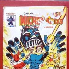 Cómics: MICRONAUTAS 1 - MUNDO DE ORIGEN - BILL MANTLO Y LÓPEZ ESPÍ (VÉRTICE MUNDI-COMICS). Lote 86141551