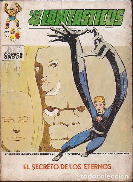 COMIC COLECCION LOS 4 FANTASTICOS VOL. 1 Nº 57 (Tebeos y Comics - Vértice - 4 Fantásticos)