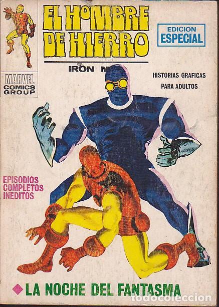 COMIC COLECCION EL HOMBRE DE HIERRO VOL.1 Nº 6 (Tebeos y Comics - Vértice - Hombre de Hierro)
