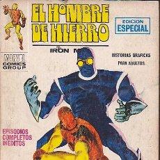 Cómics: COMIC COLECCION EL HOMBRE DE HIERRO VOL.1 Nº 6. Lote 86268440