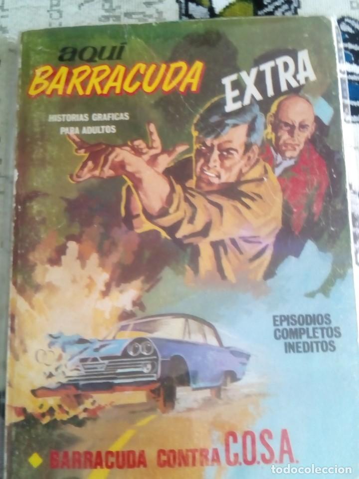 Cómics: AQUI BARRACUDA N 1 AL 16 COMPLETA LEER DESCRIPCCION - Foto 5 - 86384112