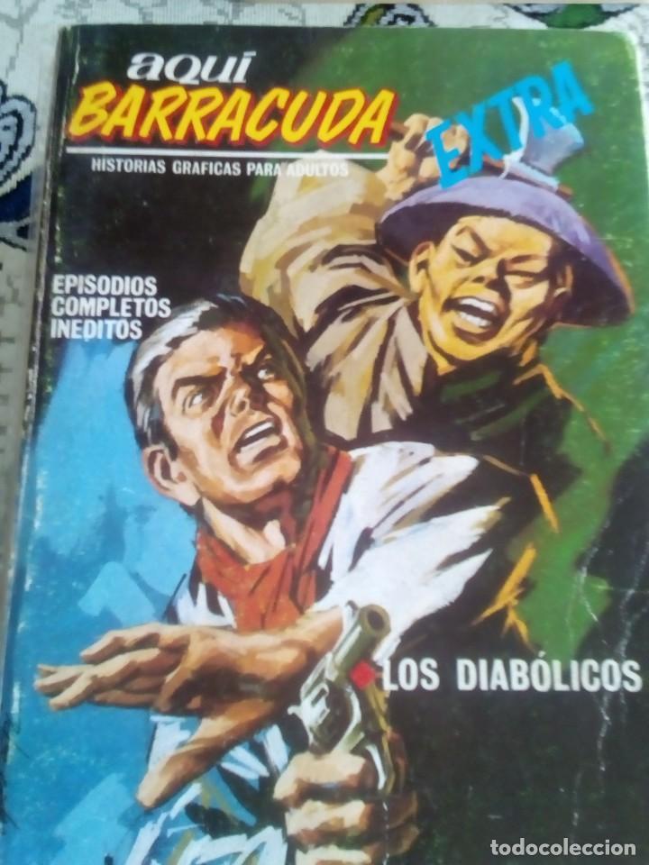 Cómics: AQUI BARRACUDA N 1 AL 16 COMPLETA LEER DESCRIPCCION - Foto 13 - 86384112