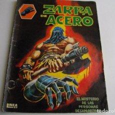 Cómics: COMICS ZARPA DE ACERO. Nº 1: EL DE LAS FOTOS VER TODOS MIS LOTES DE COMICS. Lote 86474376