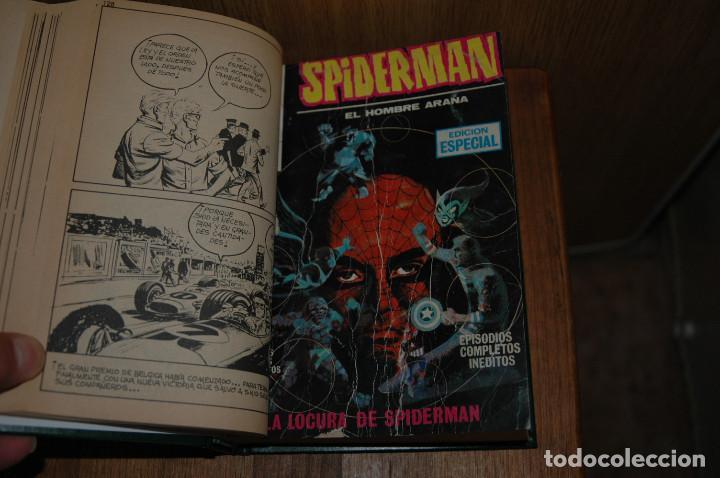 Cómics: LOTE VERTICE EDICION ESPECIAL SPIDERMAN KRAVEN,EL CAZADOR ,LA LOCURA DE SPIDERMAN ,CAPITULO FINAL . - Foto 11 - 86553324