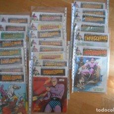 Cómics: EL HOMBRE ENMASCARADO. 9 NUMEROS. Lote 162650585