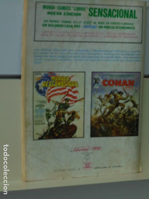 Cómics: RELATOS SALVAJES ARTES MARCIALES Nº 33 - VERTICE - Foto 2 - 86650440