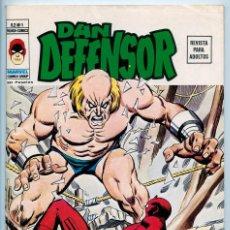 Cómics: MUNDI-COMICS - DAN DEFENSOR - VOL. 2 - Nº 5 - ED. VERTICE - 1975. Lote 86755844