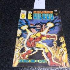 Cómics: HEROES MARVEL VOL. 2 Nº 61 , EL HOMBRE DE HIERRO. Lote 86863404