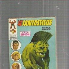 Cómics: 4 FANTASTICOS VOL 1 Nº 2. Lote 86905760