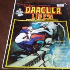 Cómics: DRACULA LIVES. NÚMERO 31. ESCALOFRIO 1974. VERTICE. Lote 87021972