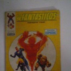 Cómics: LOS 4 FANTASTICOS - VERTICE - VOLUMEN 1 - NUMERO 19 - CJ 6 - GORBAUD. Lote 87037720