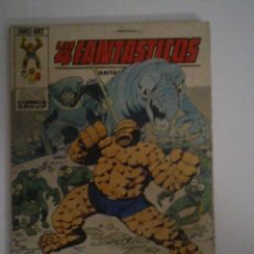 Cómics: LOS 4 FANTASTICOS - VERTICE - VOLUMEN 1 - NUMERO 63- CJ 75 - GORBAUD. Lote 87037900