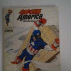 Cómics: CAPITAN AMERICA - VERTICE - VOLUMEN 1 - NUMERO 34 - BUEN ESTADO - CJ 6 - GORBAUD. Lote 87038564