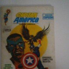 Cómics: CAPITAN AMERICA - VERTICE - VOLUMEN 1 - NUMERO 11 - BUEN ESTADO - CJ 84 - GORBAUD. Lote 87038876