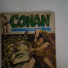 Cómics: CONAN EL BARBARO - VERTICE - VOLUMEN 1 - NUMERO 4 - CJ 10 - GORBAUD. Lote 87039692
