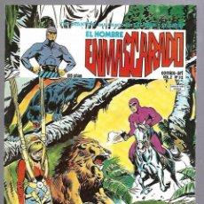 Cómics: EL HOMBRE ENMASCARADO. COMICS-ART. VOL.2, Nº 32. LA DAMA DESCONOCIDA. Lote 87313628