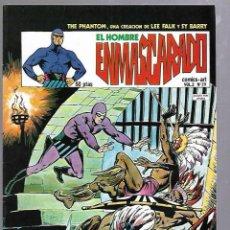 Cómics: EL HOMBRE ENMASCARADO. COMICS-ART. VOL.2, Nº 28. LA ESCUELA DEL CRIMEN, LAS COSAS. Lote 87314012