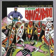 Cómics: EL HOMBRE ENMASCARADO. COMICS-ART. VOL.2, Nº 25. EL ELEFANTE FEROZ 2ª PARTE, LOS IRREGULARES. Lote 87314228