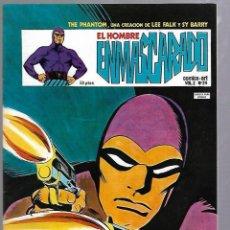 Cómics: EL HOMBRE ENMASCARADO. COMICS-ART. VOL.2, Nº 24. HECHICERO, EL ELEFANTE FEROZ. Lote 87314264