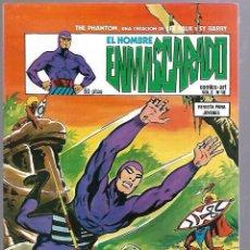 Fumetti: EL HOMBRE ENMASCARADO. COMICS-ART. VOL.2, Nº 18. EL PRINCIPE VALEROSO. Lote 87314864