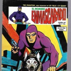 Fumetti: EL HOMBRE ENMASCARADO. COMICS-ART. VOL.2, Nº 15. LA MARAVILLA ENMASCARADA. Lote 87315104