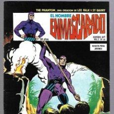 Fumetti: EL HOMBRE ENMASCARADO. COMICS-ART. VOL.2, Nº 14. EL CEMENTERIO SUBMARINO 2ª PARTE. Lote 87315260