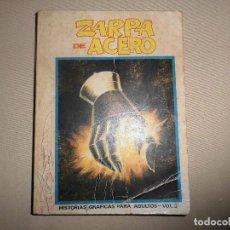Cómics: ZARPA DE ACERO Nº 3 EDICION ESPECIAL VERTICE. Lote 87384808