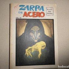 Cómics: ZARPA DE ACERO Nº 10 EDICION ESPECIAL VERTICE. Lote 87384844