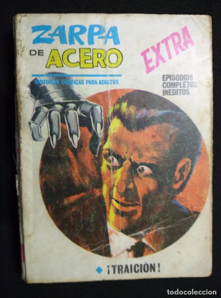 ZARPA DE ACERO. Nº 3. VÉRTICE. TACO. 25 PTAS. (Tebeos y Comics - Vértice - Otros)