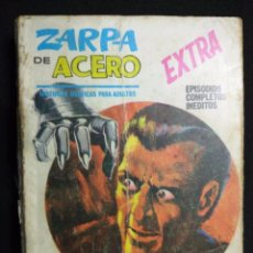 Cómics: ZARPA DE ACERO. Nº 13. VÉRTICE. TACO. 25 PTAS.. Lote 87386084
