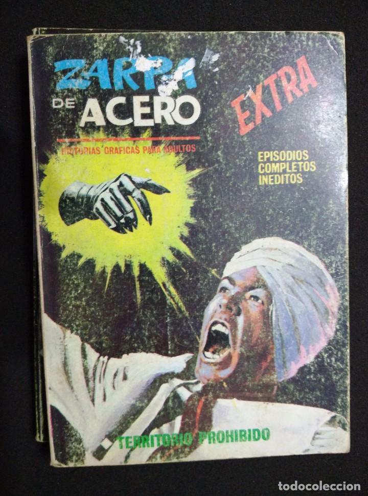 ZARPA DE ACERO. Nº 9. VÉRTICE. TACO. 25 PTAS. (Tebeos y Comics - Vértice - Otros)
