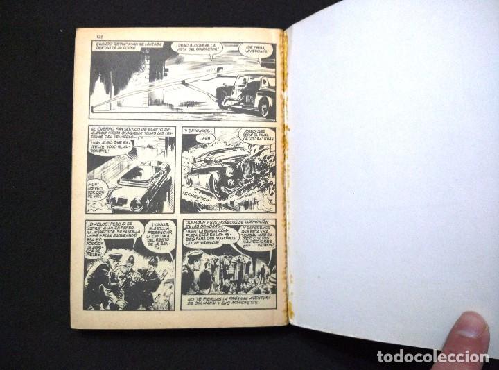Cómics: ZARPA DE ACERO. Nº 9. VÉRTICE. TACO. 25 PTAS. - Foto 5 - 87386192